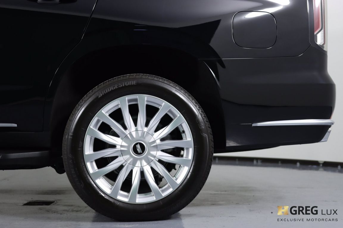 2021 Cadillac Escalade Luxury #26