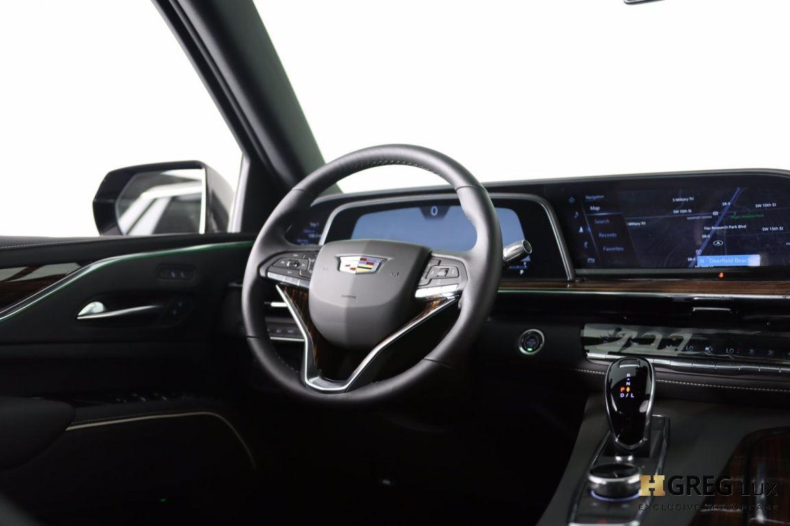 2021 Cadillac Escalade Luxury #54