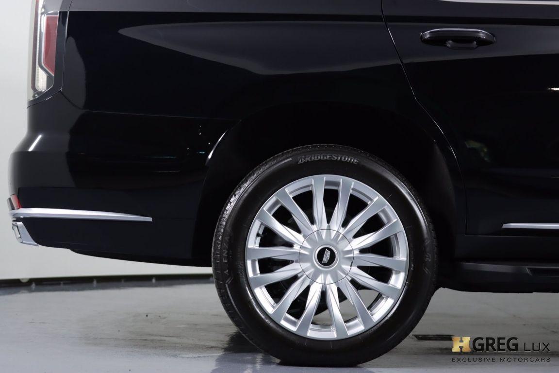 2021 Cadillac Escalade Luxury #13