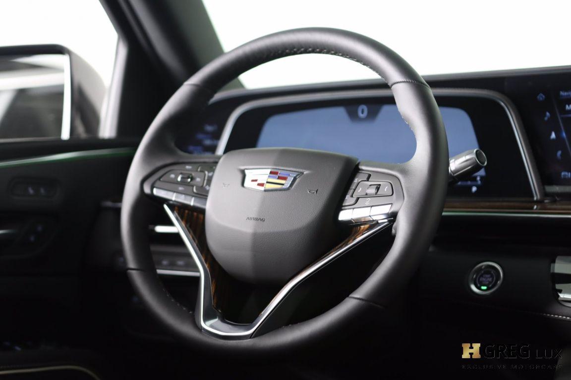 2021 Cadillac Escalade Luxury #50