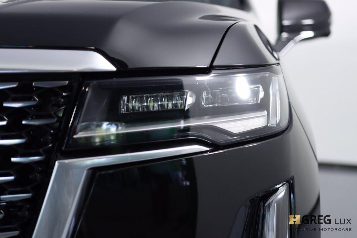 2021 Cadillac Escalade Luxury #5