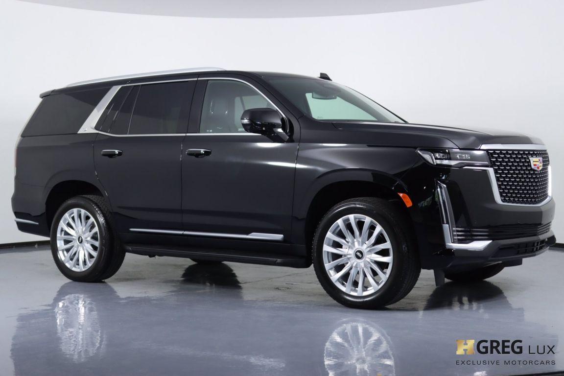 2021 Cadillac Escalade Luxury #9
