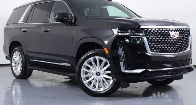 2021 Cadillac Escalade Luxury #0