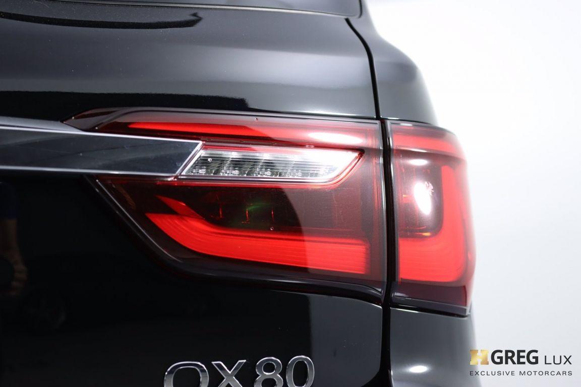 2021 INFINITI QX80 LUXE #14