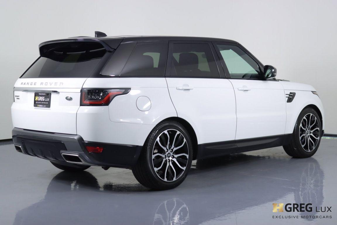 2019 Land Rover Range Rover Sport HSE #13