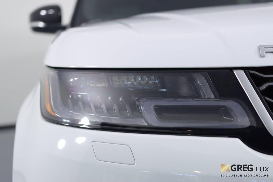 2019 Land Rover Range Rover Sport HSE #4