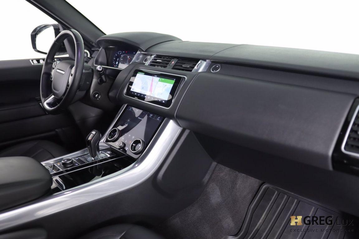 2019 Land Rover Range Rover Sport HSE #50