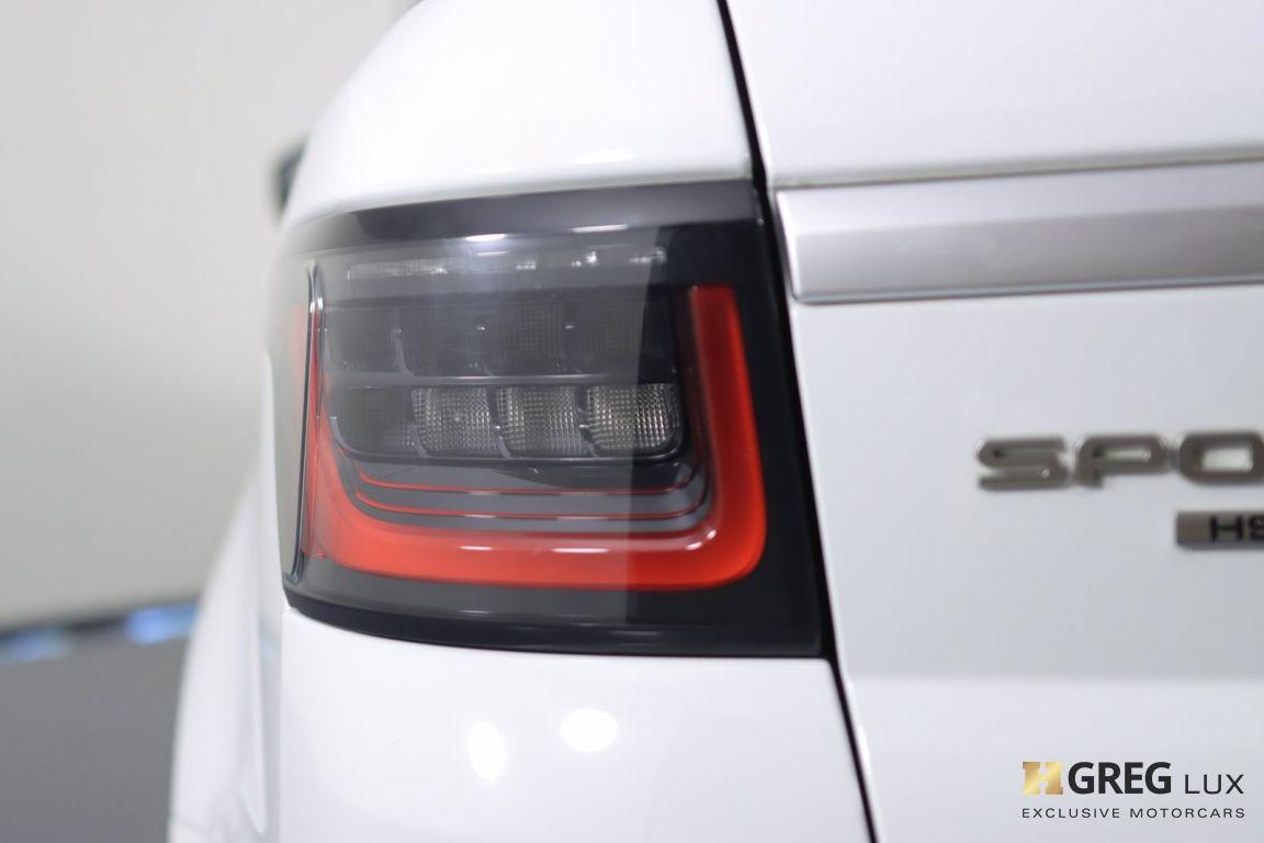 2019 Land Rover Range Rover Sport HSE #15