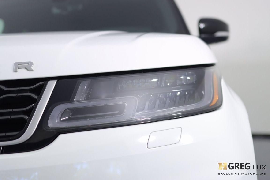 2019 Land Rover Range Rover Sport HSE #5