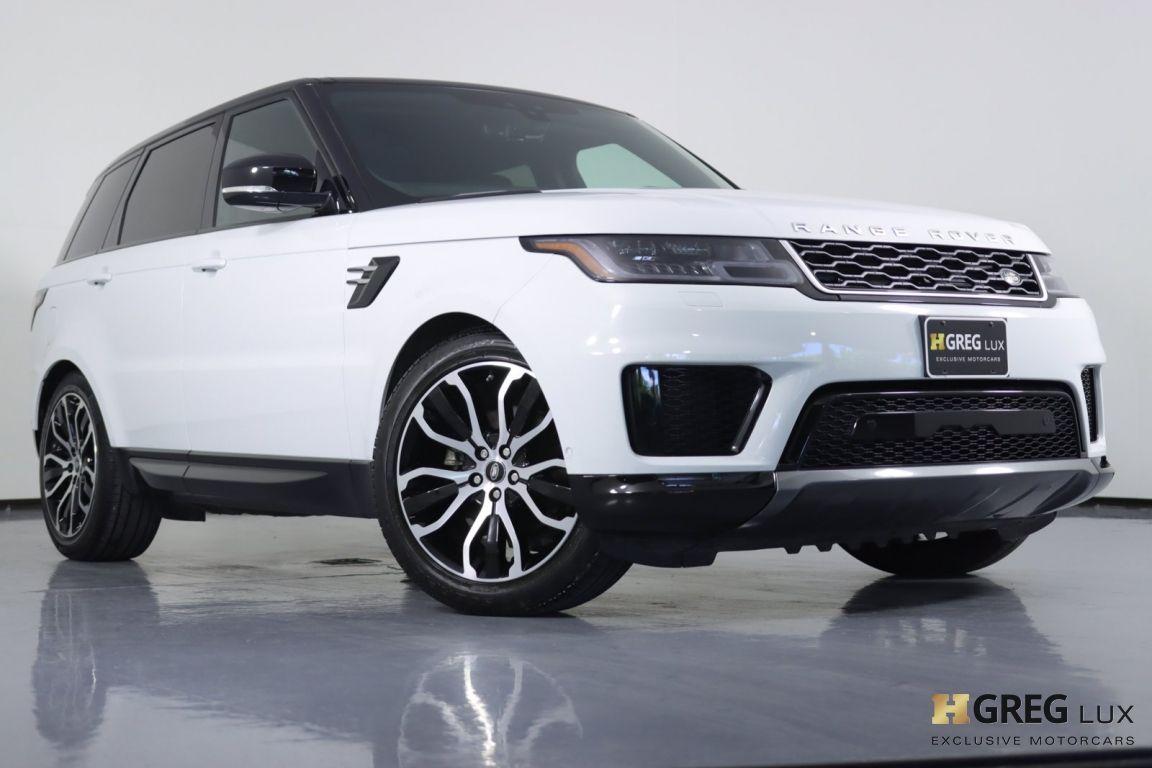2019 Land Rover Range Rover Sport HSE #25