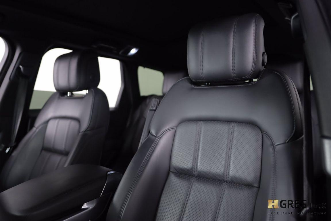 2019 Land Rover Range Rover Sport HSE #2