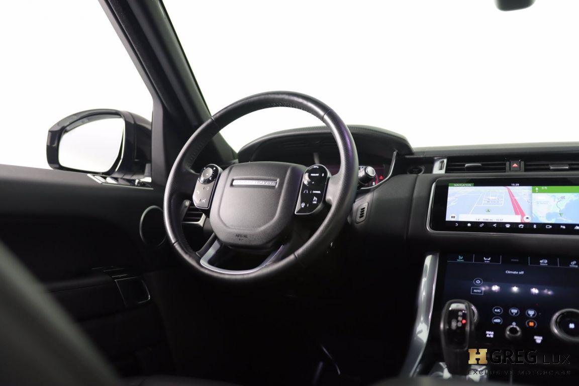 2019 Land Rover Range Rover Sport HSE #38