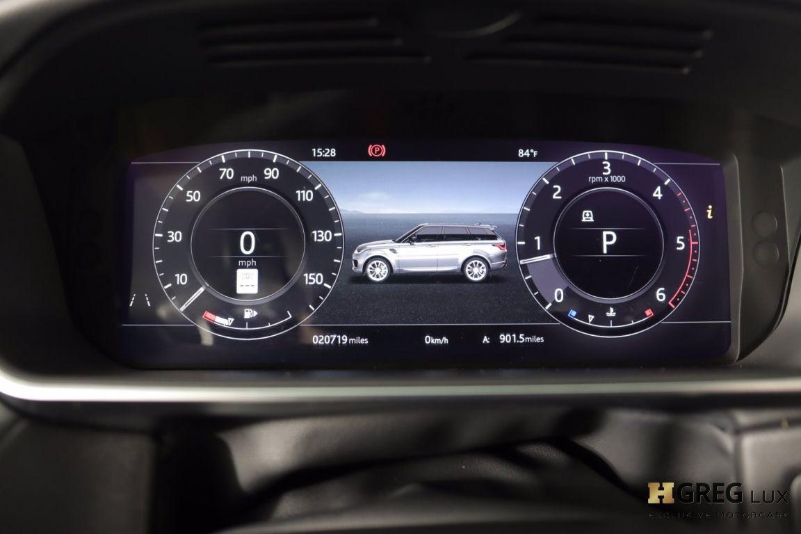 2019 Land Rover Range Rover Sport HSE #45