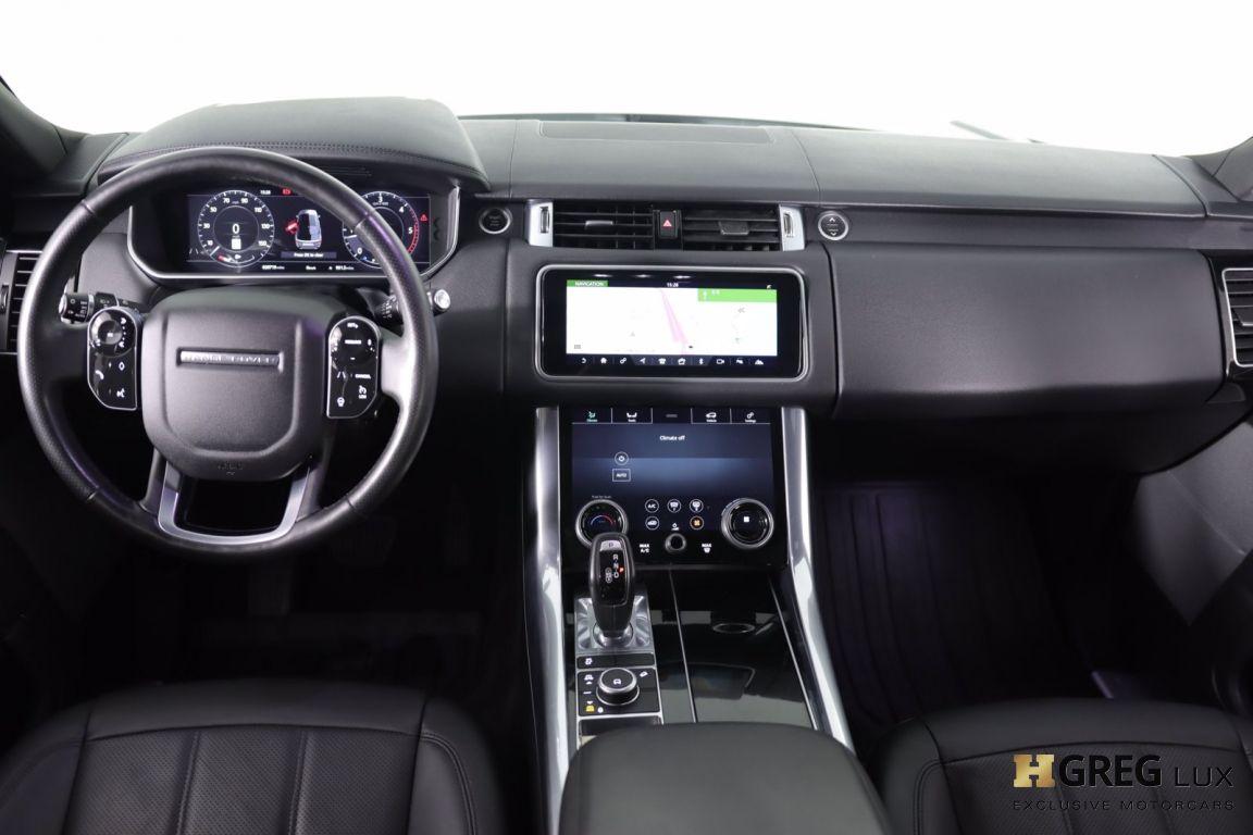 2019 Land Rover Range Rover Sport HSE #48