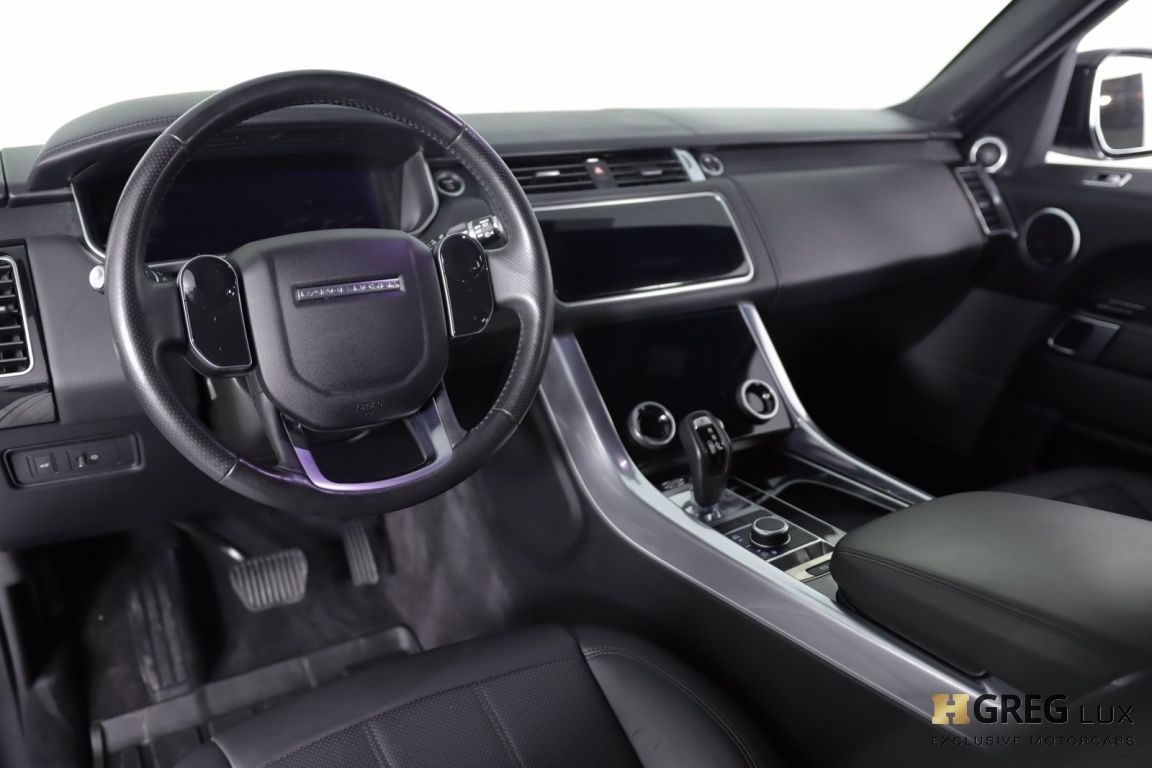 2019 Land Rover Range Rover Sport HSE #1