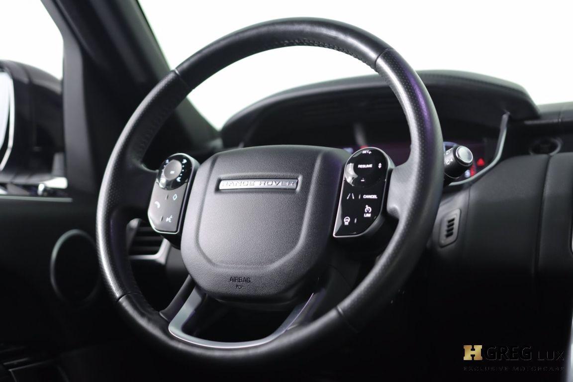 2019 Land Rover Range Rover Sport HSE #39
