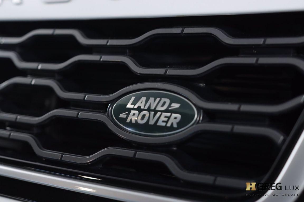 2019 Land Rover Range Rover Sport HSE #6