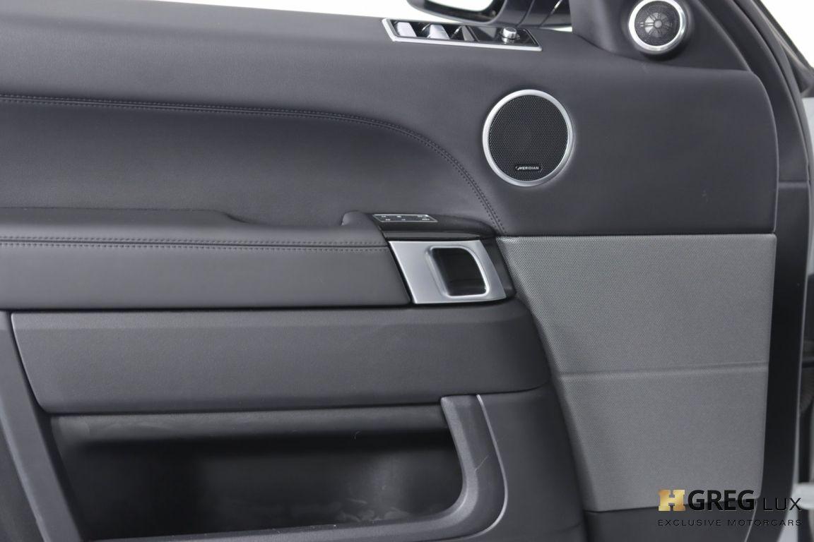 2019 Land Rover Range Rover Sport HSE #34