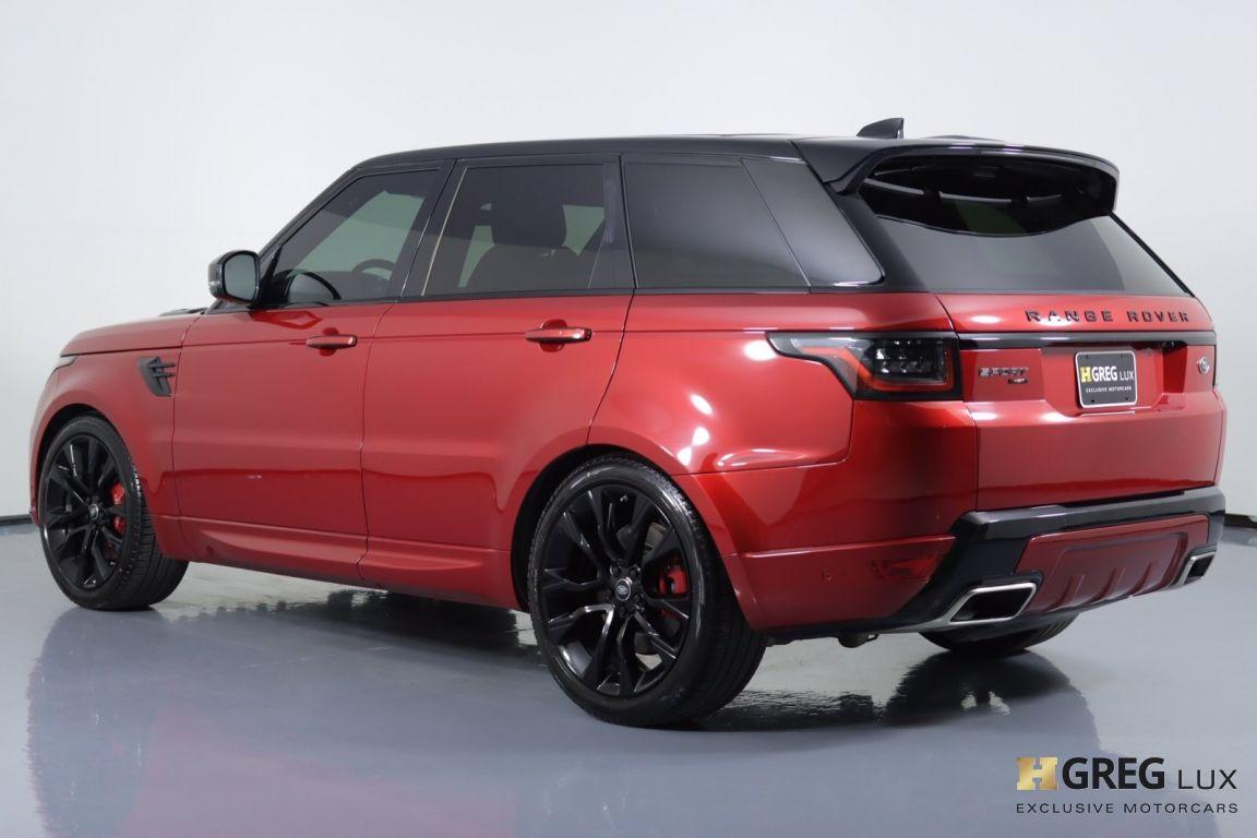 2020 Land Rover Range Rover Sport HST #22