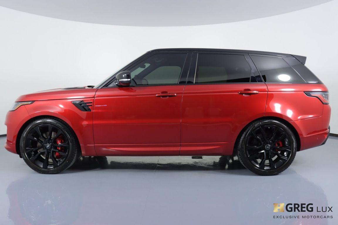 2020 Land Rover Range Rover Sport HST #23