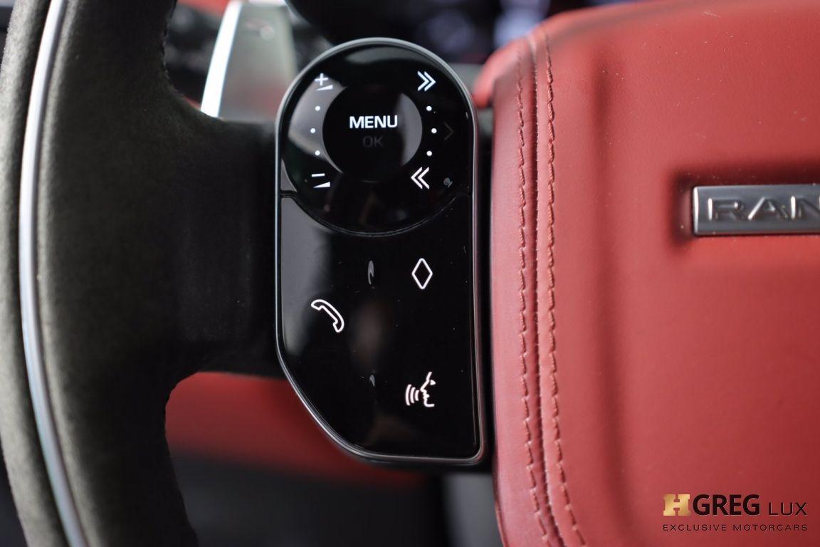 2020 Land Rover Range Rover Sport HST #49