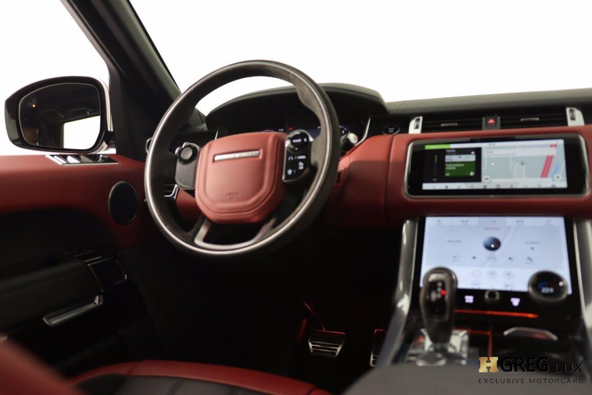 2020 Land Rover Range Rover Sport HST #52
