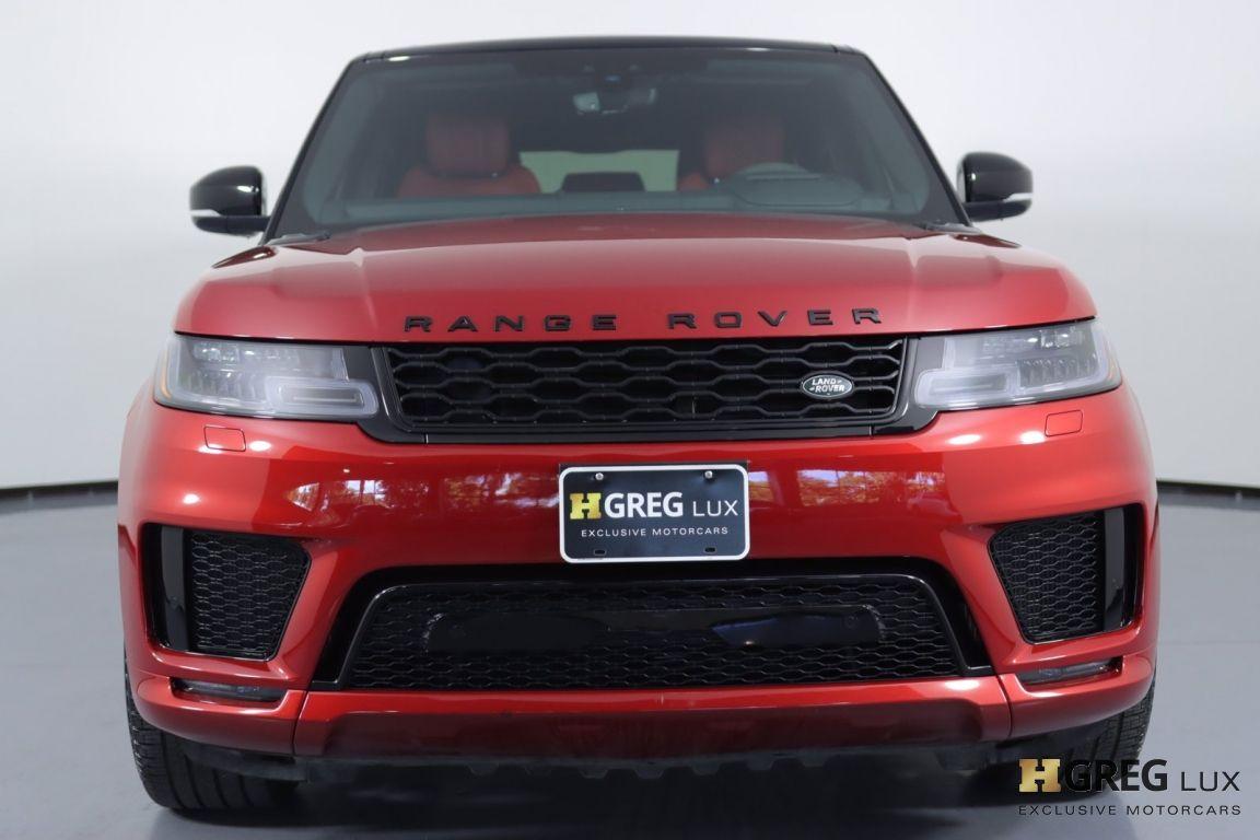 2020 Land Rover Range Rover Sport HST #3