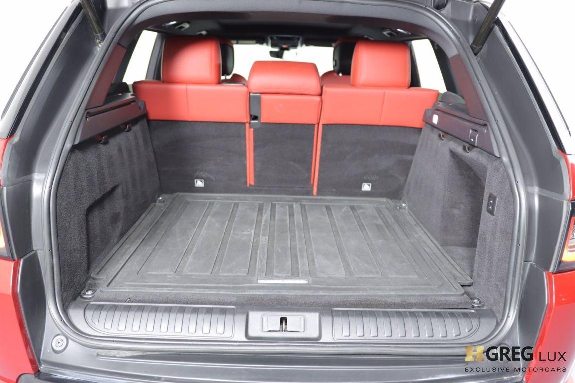 2020 Land Rover Range Rover Sport HST #55