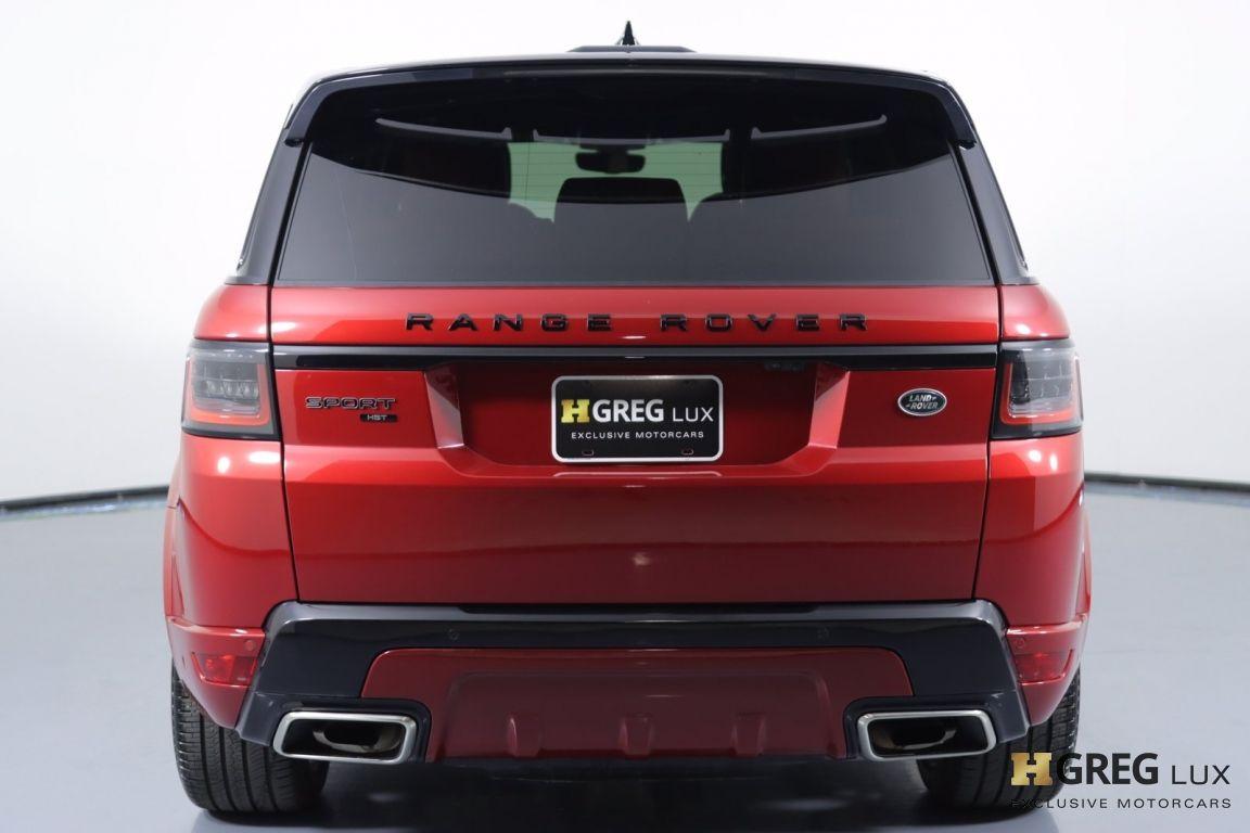 2020 Land Rover Range Rover Sport HST #17