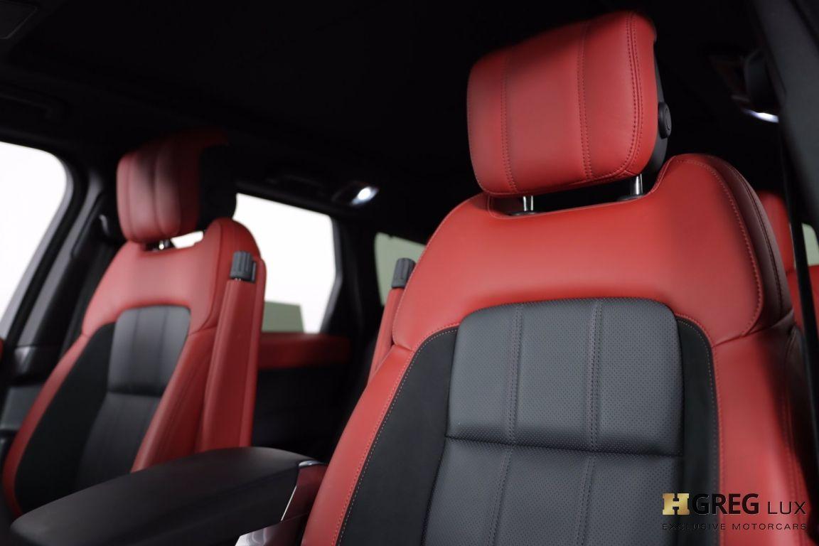 2020 Land Rover Range Rover Sport HST #30