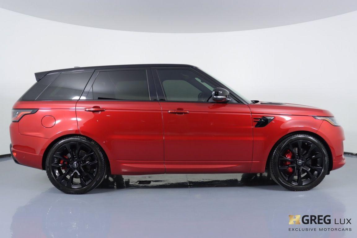 2020 Land Rover Range Rover Sport HST #10