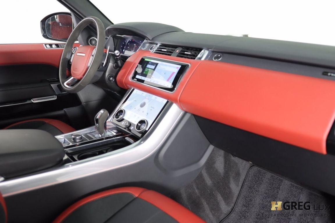 2020 Land Rover Range Rover Sport HST #54