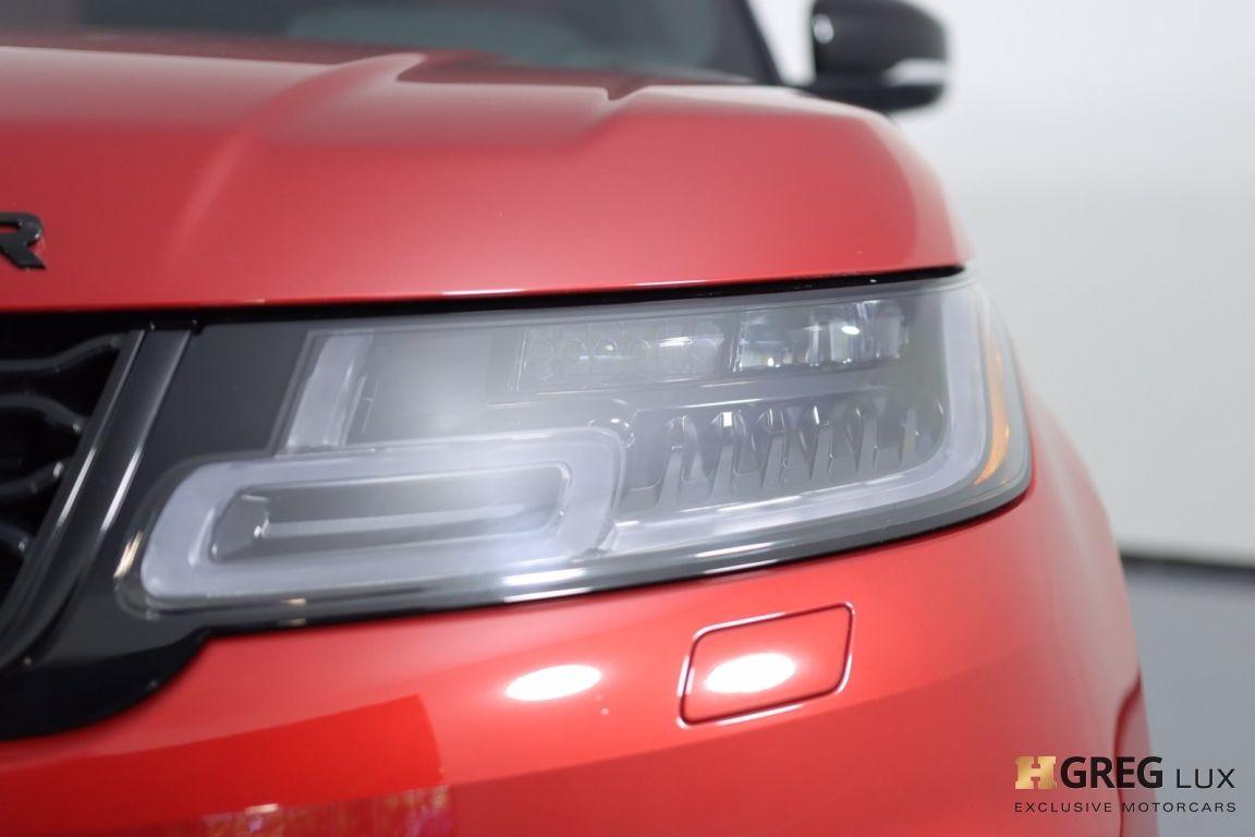2020 Land Rover Range Rover Sport HST #5