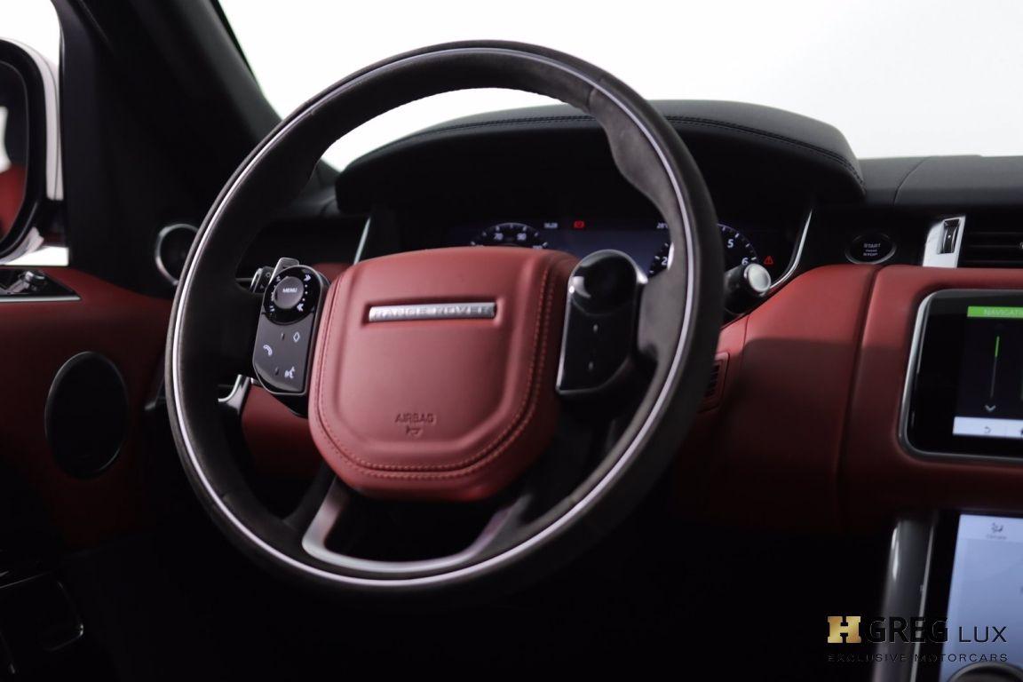 2020 Land Rover Range Rover Sport HST #53