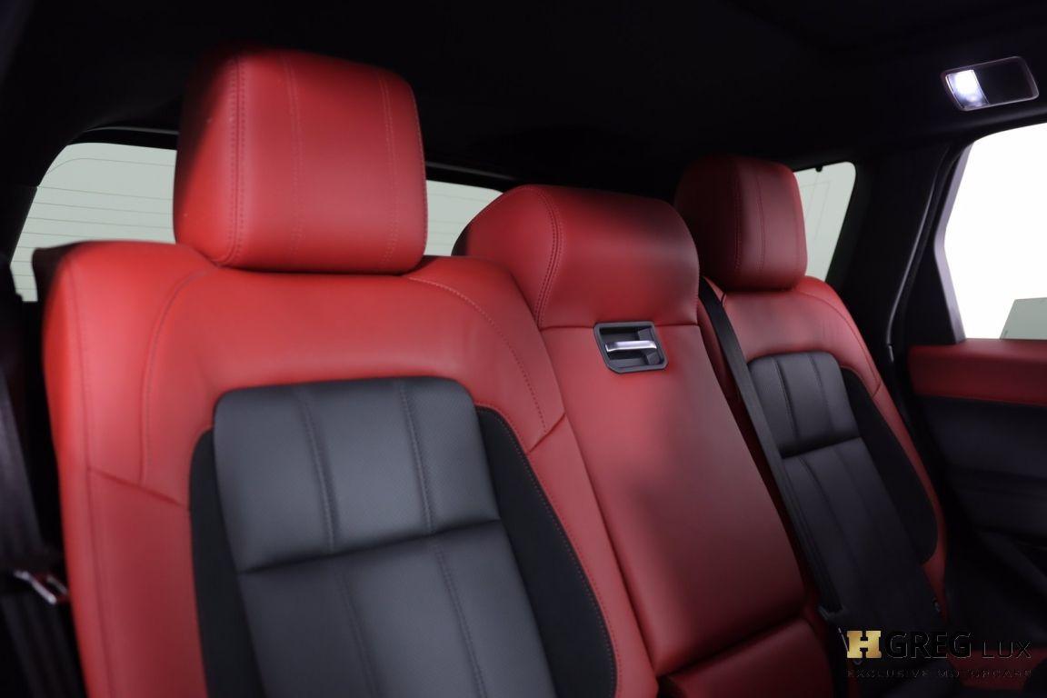 2020 Land Rover Range Rover Sport HST #36