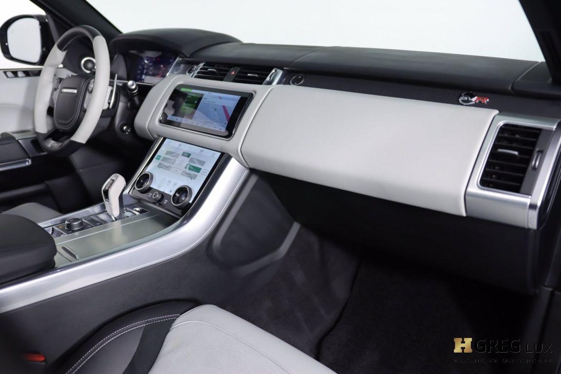2021 Land Rover Range Rover Sport SVR #26