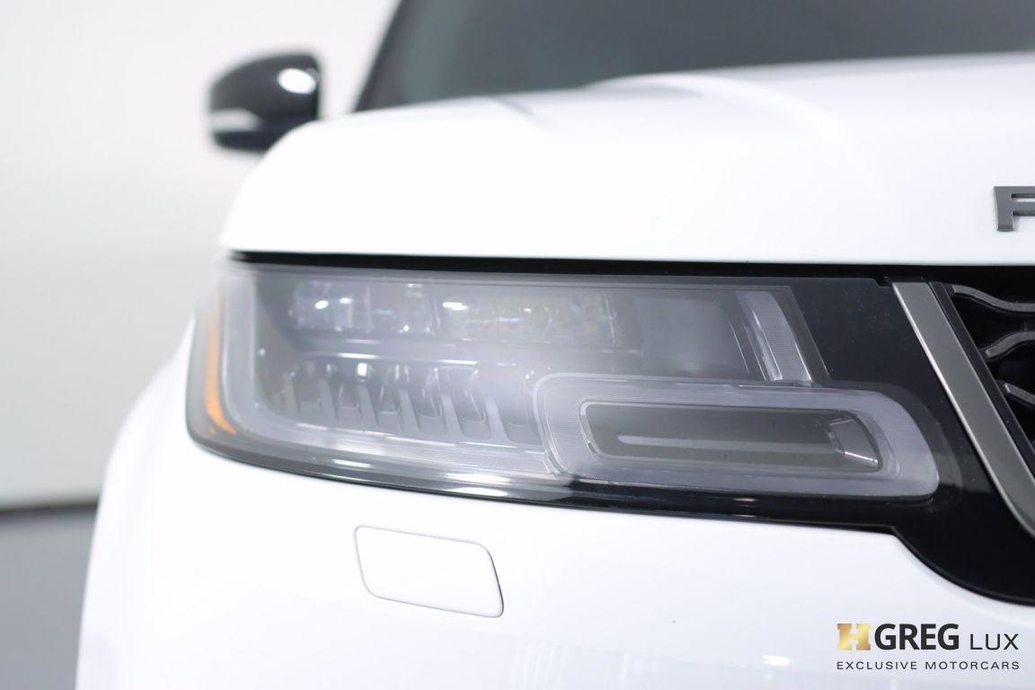 2019 Land Rover Range Rover Sport Dynamic #4
