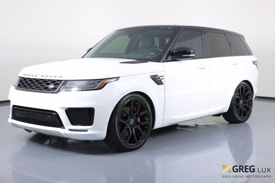 2019 Land Rover Range Rover Sport Dynamic #27