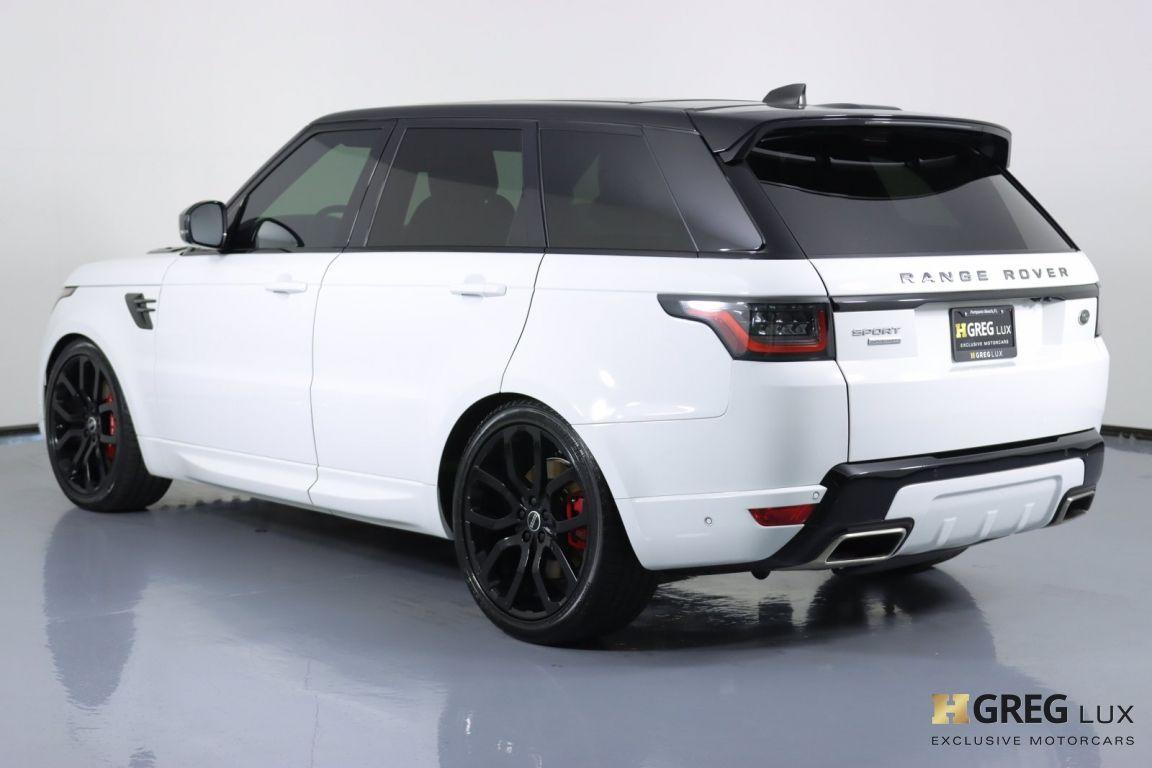 2019 Land Rover Range Rover Sport Dynamic #21