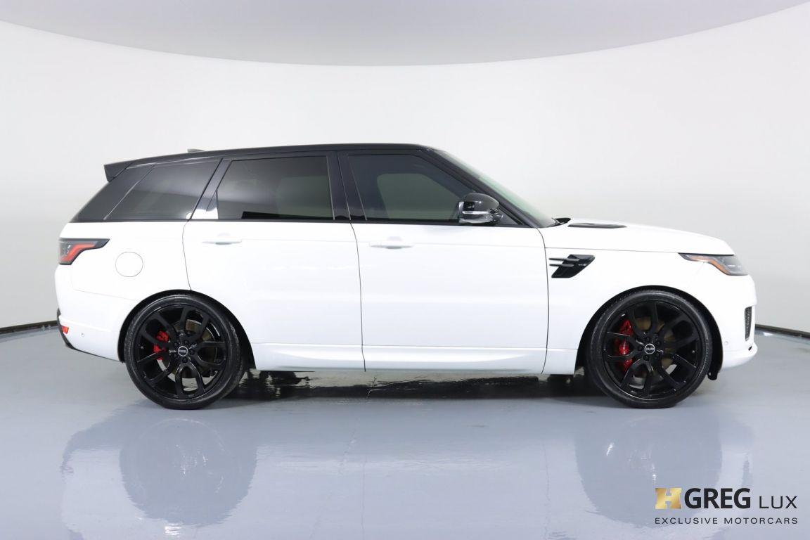 2019 Land Rover Range Rover Sport Dynamic #10
