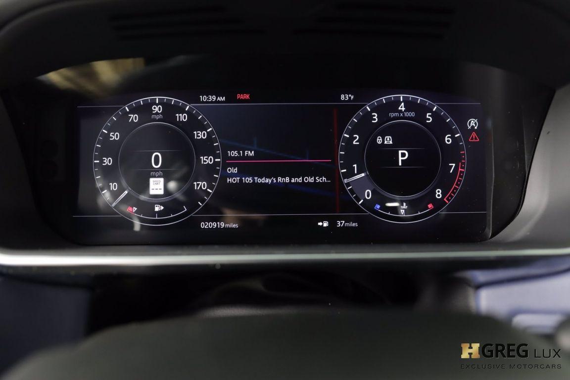2019 Land Rover Range Rover Sport Dynamic #45