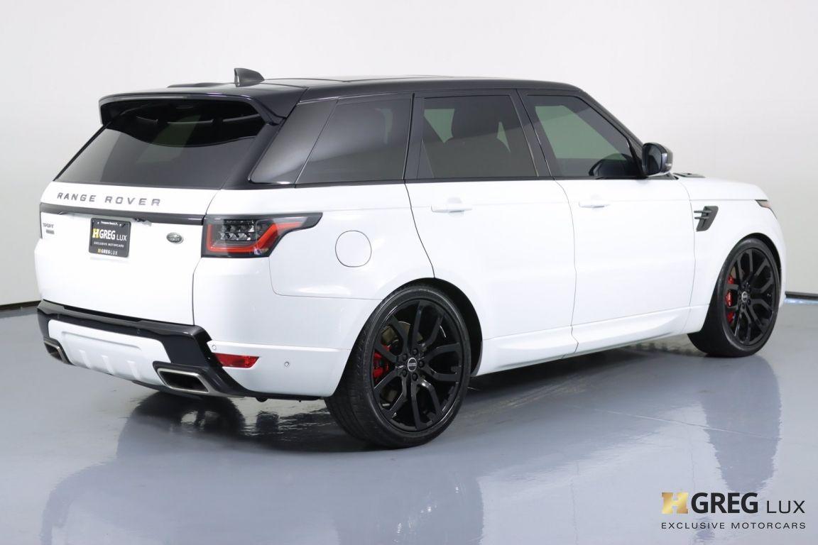 2019 Land Rover Range Rover Sport Dynamic #15