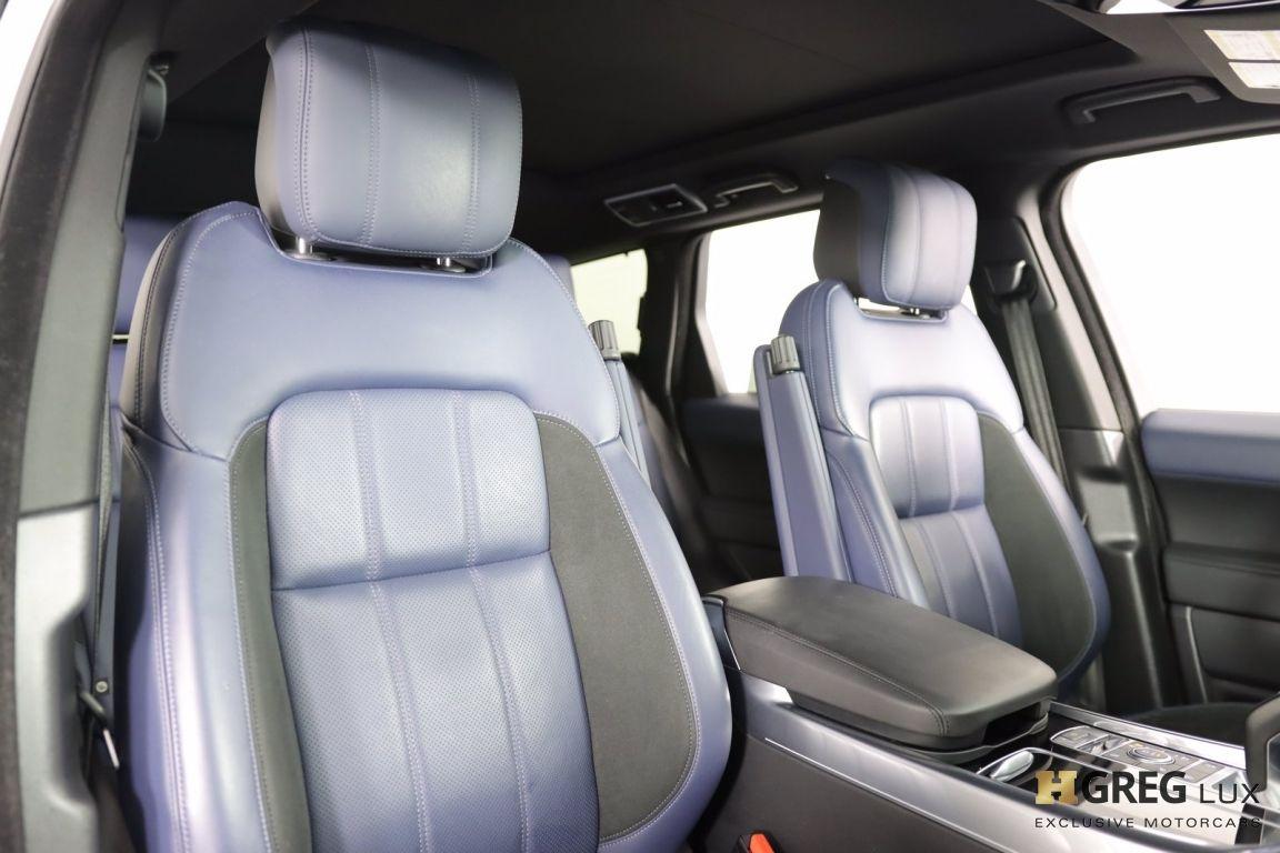 2019 Land Rover Range Rover Sport Dynamic #33