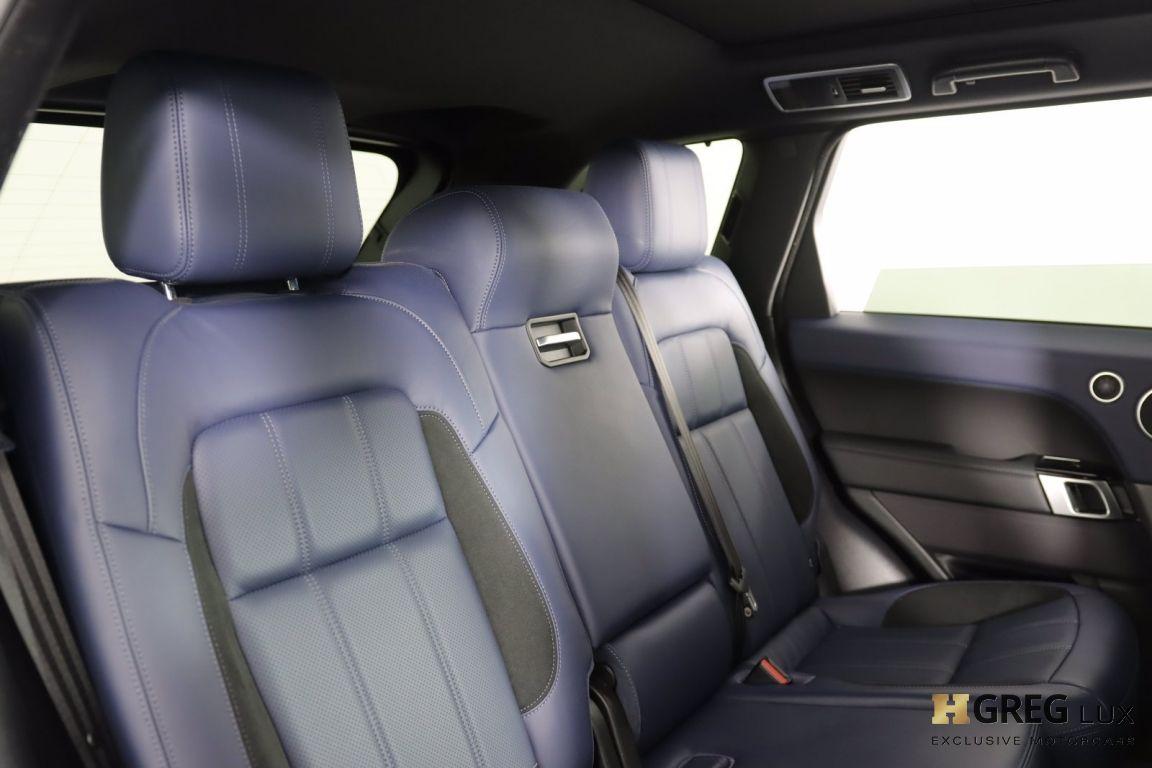2019 Land Rover Range Rover Sport Dynamic #35