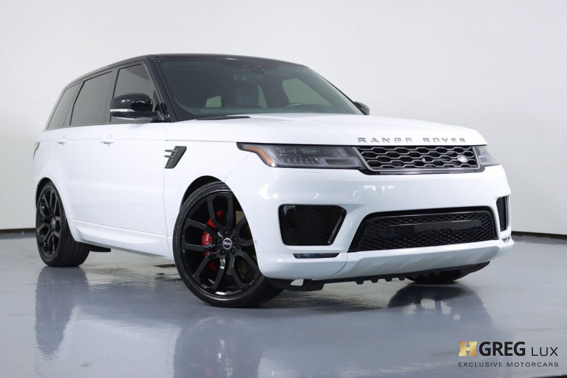 2019 Land Rover Range Rover Sport Dynamic #28