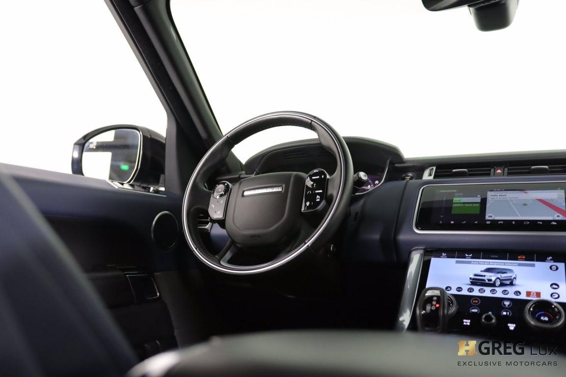 2019 Land Rover Range Rover Sport Dynamic #47