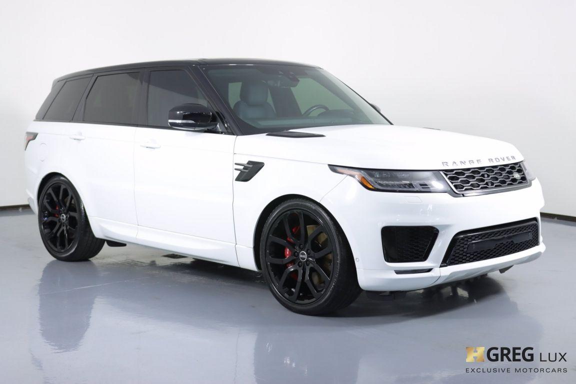 2019 Land Rover Range Rover Sport Dynamic #9