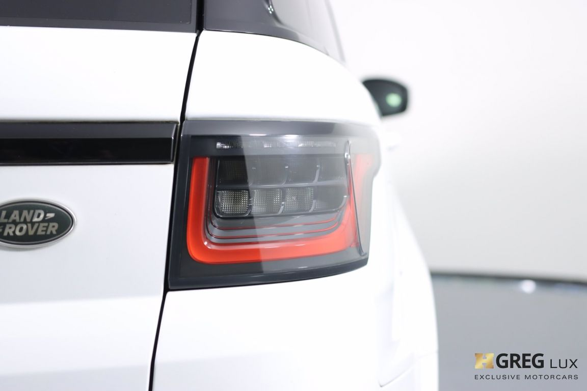 2019 Land Rover Range Rover Sport Dynamic #18