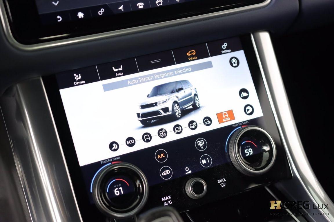 2019 Land Rover Range Rover Sport Dynamic #42