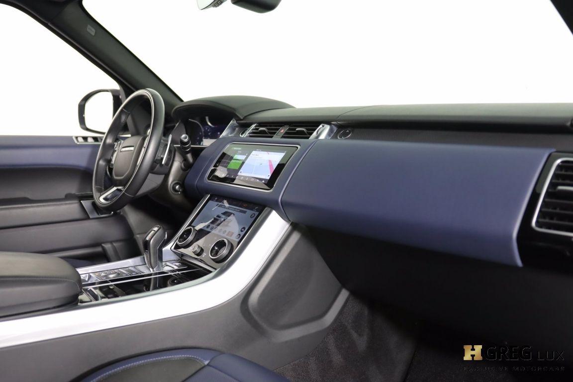 2019 Land Rover Range Rover Sport Dynamic #29